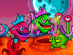 игра fish and destroy