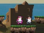 игра ninja panda couple