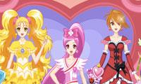 игра Pretty Cure 4