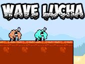 игра wave lucha
